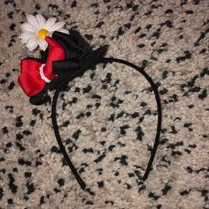 Mary Poppins inspired headband.